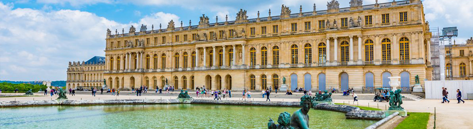 Palace of Versailles for france travel