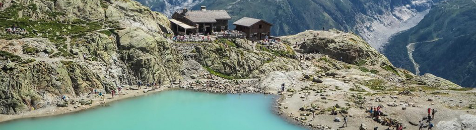 Promenade Du Col Du Lac Blanc