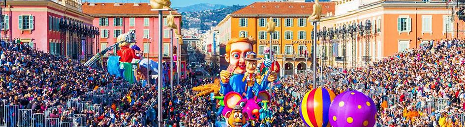 Nice Carnival Parade
