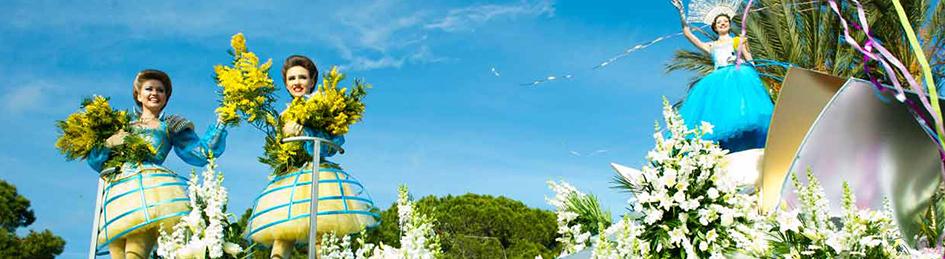 Nice Carnival Flower Parade